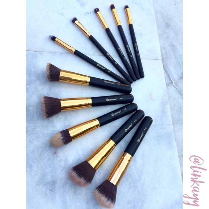 BH Cosmetics Sculpt and Blend Brush Set uploaded by Linta K.