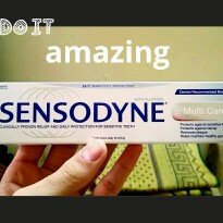 Sensodyne Pronamel Sensitive Toothpaste uploaded by Yesena R.