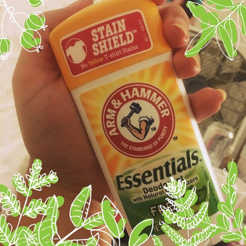 Photo of ARM & HAMMER™ Essentials™ Solid Deodorant Unscented uploaded by Kayla P.