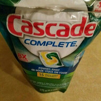 Cascade Complete ActionPacs Dishwasher Detergent uploaded by Michell V.