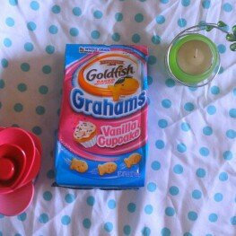 Photo of Pepperidge Farm Goldfish Grahams Vanilla Cupcake Graham Snacks uploaded by heather m.