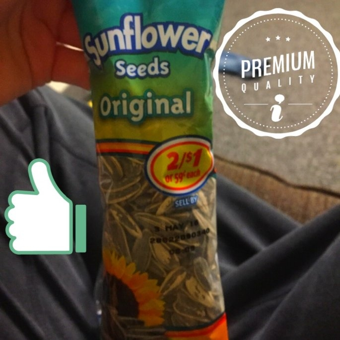 Frito Lay Sunflower Seeds uploaded by Melissa R.