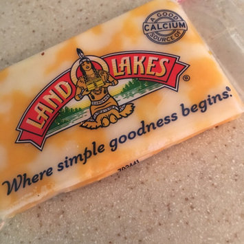 Photo of Land O'lakes Mild Cheddar Snack Natural Cheese uploaded by Vicki S.