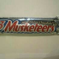 3 Musketeers Candy Bar uploaded by Katie F.