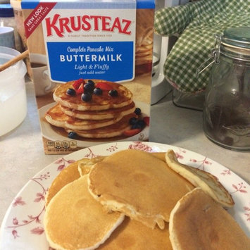 Photo of Krusteaz Buttermilk Complete Pancake Mix uploaded by Isabella R.