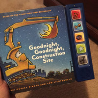 Goodnight, Goodnight Construction Site Sound Book uploaded by K C A.