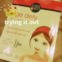 Miss Spa Age Defy Facial Mask uploaded by Elena P.