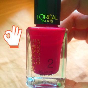 L'Oréal Paris Extraordinaire Gel-Lacque 1-2-3 Nail Color uploaded by Brit B.