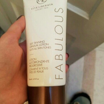 Photo of Vita Liberata Fabulous Self Tanning Gradual Lotion uploaded by Elena L.