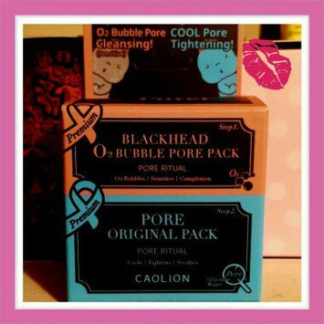 Photo of Caolion Premium Hot & Cool Pore Pack Duo uploaded by Crystal B.