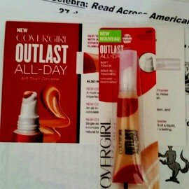 Photo of COVERGIRL Outlast All-Day Soft Touch Concealer uploaded by erika o.