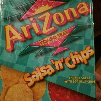 Photo of AriZona Combo Tray Salsa n Chips uploaded by Joanna G.