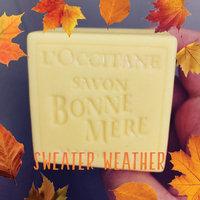 L'Occitane Bonne Mere Honey Soap uploaded by Ness D.