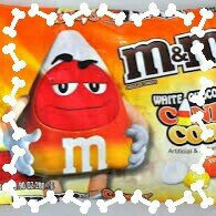 M&M's White Chocolate Candy Corn uploaded by Jessica L.