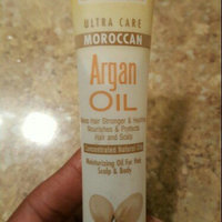 VIA Natural Ultra Care Argan Oil Concentrated Natural Oil 1.5oz - Promotes Hair Growth Makes Hair Stronger & Healthier [] uploaded by Anthony J.