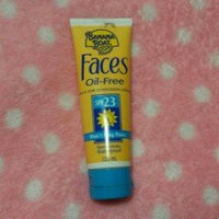 Banana Boat Faces Plus Oil-Free Sunblock With SPF 23 uploaded by Sunita R.