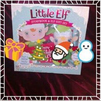 Where Is Little Elf? ( Storyook and Elf Gift Set) uploaded by carly k.