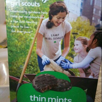 Photo of Clover Valley Mint Thin Cookies uploaded by Janet L.