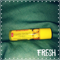 Burt's Bees Flavor Crystals Lip Balm uploaded by Corbie K.