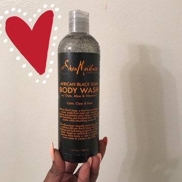 SheaMoisture African Black Soap Body Wash uploaded by Richelle C.