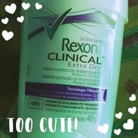 German REXONA Maximum Protection-Clean Scent- Clinical Protection Antiperspirant/Deodorant uploaded by carla c.