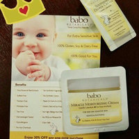 Babo Botanicals Soothing Diaper Cream uploaded by Jacqueline S.