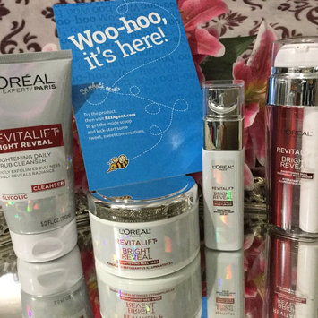 L'Oréal Paris Revitalift Bright Reveal Brightening Dual Overnight Moisturizer uploaded by Shamiza D.