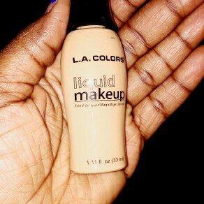 Photo of L.A. COLORS Liquid Makeup uploaded by Halima A.