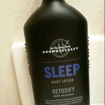 Bath Body Works Bath & Body Works Aromatherapy Lotion Black Chamomile uploaded by Miriam b.