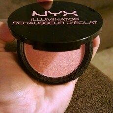 NYX Cosmetics Illuminator uploaded by Genevieve R.