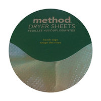 Method Beach Sage Dryer Sheets - 80 Count uploaded by A W.
