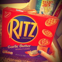Nabisco® RITZ Garlic Butter Crackers uploaded by Felecia F.