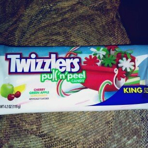 Twizzlers Holiday Pull 'n' Peel Candy, 4.2 oz uploaded by Benji P.