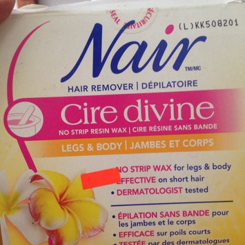 Nair Body Wax Kit Microwaveable Salon Divine Sensual Orchid Hair Remover 14 Oz Box uploaded by Sarita S.