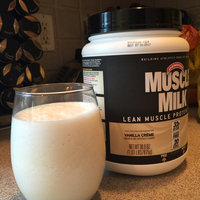Muscle Milk Vanilla Creme Lean Muscle Protein Powder uploaded by Kathleen F.