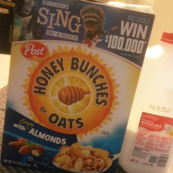Photo of Honey Bunches of Oats with Almonds uploaded by Hillary P.