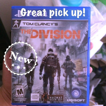 Photo of UBI Soft Tom Clancy's The Division (PlayStation 4) uploaded by Victorino B.