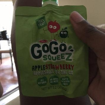 Photo of GoGo squeeZ Shelf Ready Tray - Apple Strawberry  uploaded by Julissa S.