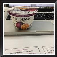 Chobani® Fruit On The Bottom Passion Fruit uploaded by Lindsy S.