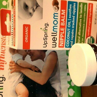 UpSpring Wellmom Nipple Balm uploaded by Heather C.