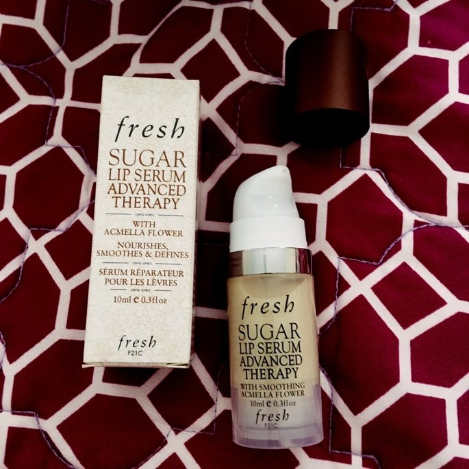 Fresh Sugar Lip Serum Advanced Therapy uploaded by Melissa C.