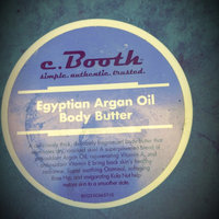 c. Booth Egyptian Argan Oil Body Butter uploaded by Dawn M.