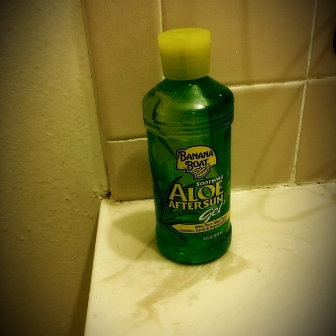 Banana Boat Soothing Aloe After Sun Gel uploaded by Stacie E.