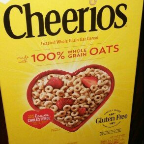 General Mills Cheerios Cereal uploaded by Ashley T.