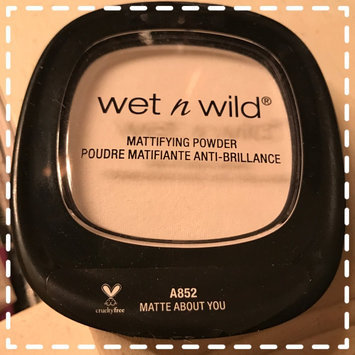Wet 'n' Wild Mattifying Powder uploaded by Sandra B.