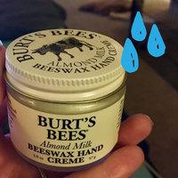 Burt's Bees Almond & Milk Hand Cream uploaded by Megan Z.