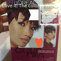 L'Oréal Paris Colour Rays One Step Brush-On Colour Highlights uploaded by Niveen J.