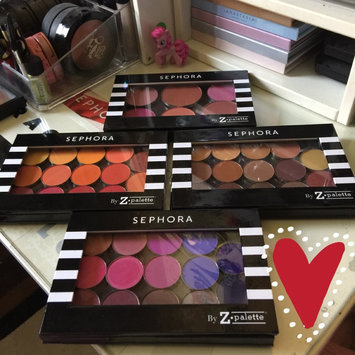 Photo of SEPHORA COLLECTION Z Palette Baby uploaded by Genny E.