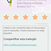 Maybelline Volum' Express Colossal Smokey Eyes Mascara uploaded by Mily S.
