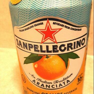 San Pellegrino® Aranciata Sparkling Orange Beverage uploaded by Kati K.